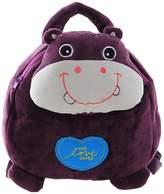 Panda Superstore Lovely Durable Kids Backpack Cute Little Pig Plush Cartoon Baby Bag 1-3Y