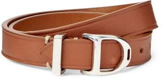 Ralph Lauren Stirrup Calfskin Bracelet