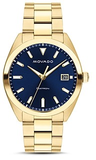 Movado Heritage Series Datron Watch, 39mm