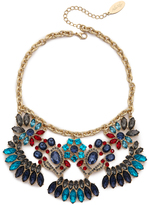 Adia Kibur Jewel Statement Necklace