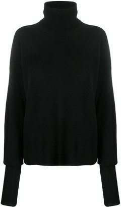 Maison Flaneur Cashmere Relaxed-Fit Jumper
