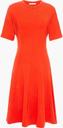 Ninety Percent Open-back Jersey Dress