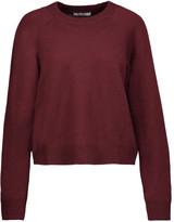 Alexander Wang Wool and cashmere-blend sweater