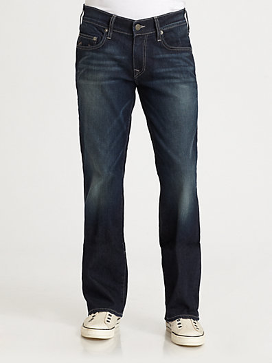 True Religion Danny Bootcut Jeans