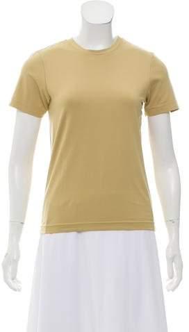 Halston Lightweight Short Sleeve Top