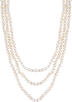 Bella Pearl Pearl 80'' Endless Necklace