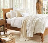 Pottery Barn Ashby Sleigh Bed