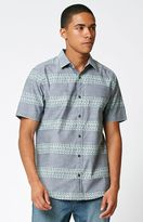 Nixon Leary Short Sleeve Button Up Shirt