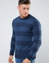 Element Striped Knitted Sweater