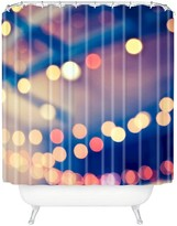 DENY Designs Pretty Lights Shower Curtain
