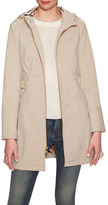 Via Spiga Zip Front Walker Coat