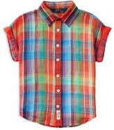 Ralph Lauren Girls' Plaid Shirt - Sizes 2-6X