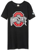 PINK The Ohio State University Sleep Tee Dress