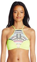 Rip Curl Women's Myth Printed Bikini Top