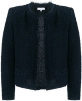 Iro - knitted cropped jacket