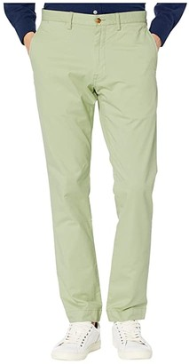 Polo Ralph Lauren Slim Fit Stretch Chino Pants (Sea Leaf) Men's Casual Pants