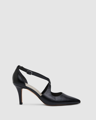 Sandler - Women's Black All Pumps - Merit - Size One Size, 7 at The Iconic