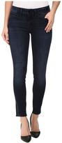 Mavi Jeans Adriana Ankle Mid-Rise Super Skinny in Overnight Gold