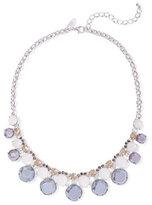 New York & Co. Sparkling Double-Row Collar Necklace