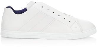 Fendi Logo Strap Sneakers