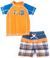 Nautica Baby Boys' N83 Swim Set (12-24M)