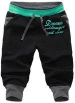 Smartstar Men Leisure Harem Capri Sport Shorts Trousers Size M