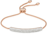 Monica Vinader Esencia Diamond Bar Bracelet
