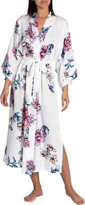 Jonquil Good Morning Satin Robe