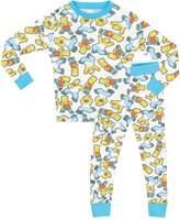 Simpsons Boys' Bart Simpson Pajamas