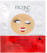 Nails Inc Face Inc by 40 Winks Anti Ageing Sheet Mask