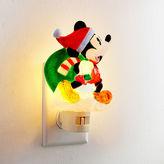 Disney North Pole Trading Co. Mickey Nightlight