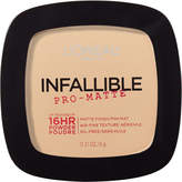 L'Oreal Infallible Pro-Matte 16HR Powder
