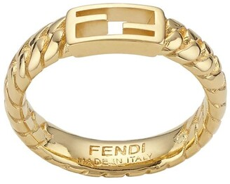 Fendi medium Baguette ring