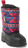 Ralph Lauren Eskilo Nylon Snow Boot