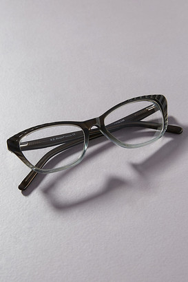Anthropologie Westward Reading Glasses By in Grey Size 2X