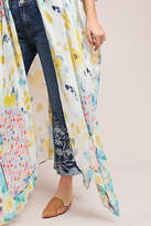 Elizabeth Gillett Mosaic Floral Kimono