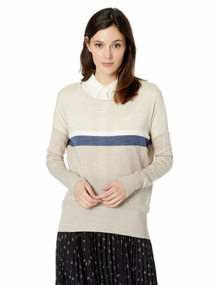 Pendleton Woolen Mills Pendleton Women's Long Sleeve City Block Merino Pullover Sweater
