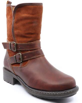Bos. & Co. Women's Casual boots RUST - Rust Sahara Suede Boot - Women
