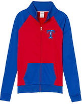 PINK Texas Rangers Bling Track Jacket