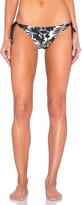 Shoshanna Side Tie Bikini Bottom