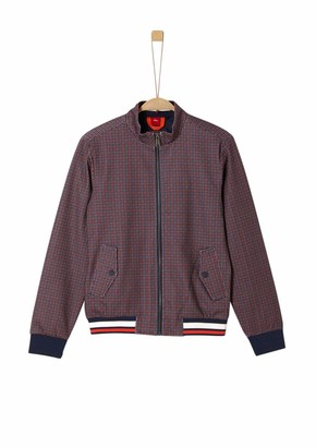 S'Oliver Boy's 61.909.43.3411 Sweat Jacket
