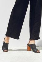Urban Outfitters Wood Heel Mule