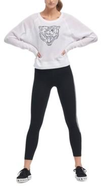 DKNY Women's Chicago Bears Lauren Pullover