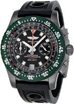 Breitling Men's M27363A3/B823BKOR Skyracer Raven Dial Watch