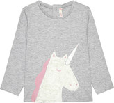 Billieblush BILLIE BLUSH Cotton unicorn design t-shirt 6-36 months