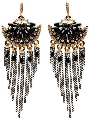 Nadya's Closet Tribal Boho Chic Earrings