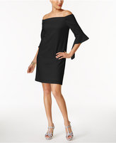 Thalia Sodi Off-The-Shoulder Shift Dress, Only at Macy's