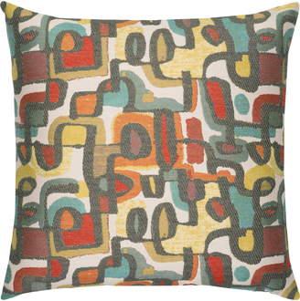 Elaine Smith Art Scene Indoor/Outdoor Accent Pillow