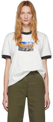 Sunnei White Tulip T-Shirt