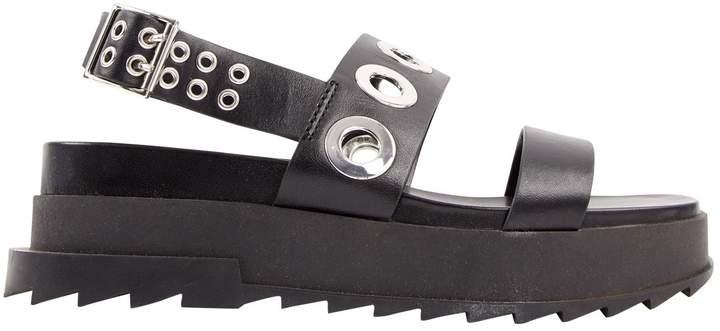 Diesel Leather sandal